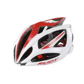 Rudy Project Airstorm white red shiny